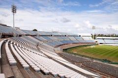 Het Stadion van de Centenariovoetbal, Montevideo, Uruguay Stock Foto's