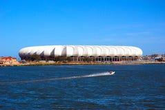 Het stadion van de de wereldkop 2010 van het voetbal Royalty-vrije Stock Afbeelding