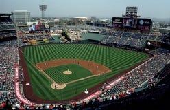 Het Stadion van de engel van Anaheim Stock Foto's