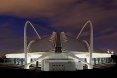 Het Stadion van de sportenarena royalty-vrije stock afbeelding