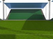 Het stadion van de voetbal â8 Stock Foto's