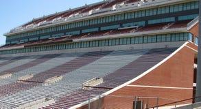 Het stadion van de voetbal royalty-vrije stock afbeeldingen