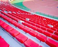 Het stadion van de zetel Royalty-vrije Stock Afbeeldingen