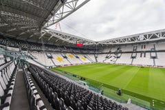 Het stadion van FC Juventus Stock Afbeelding