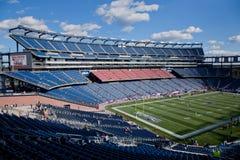 Het stadion van Gillette   stock foto