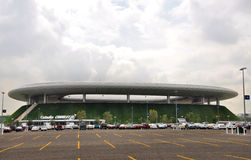 Het Stadion van Guadalajara stock fotografie