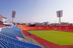 Het stadion van het voetbal Royalty-vrije Stock Afbeelding