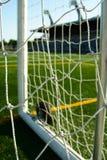 Het stadion van het voetbal Stock Afbeeldingen