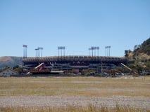 Het stadion van het kandelaarpark stock foto