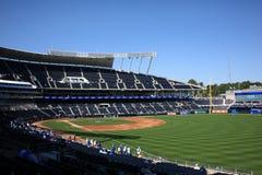 Het Stadion van Kauffman - de Stad Royals van Kansas Stock Fotografie