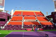 Het Stadion van Khalifa stock fotografie