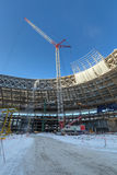 Het stadion van Luzhniki Stock Foto's
