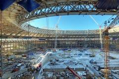 Het stadion van Luzhniki Stock Foto