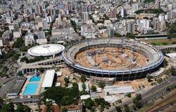 Het Stadion van Maracanã royalty-vrije stock fotografie