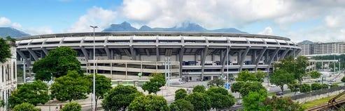 Het Stadion van Maracana stock foto's