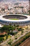 Het Stadion van Maracana   Stock Foto