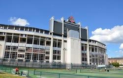Het Stadion van Ohio in Columbus, OH royalty-vrije stock foto
