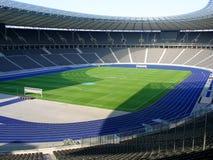Het stadion van Olympia Stock Afbeeldingen