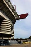 Het stadion van San Siro in Milaan, 2014 Stock Afbeelding