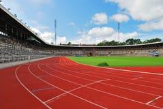 Het Stadion van Stockholm stock foto