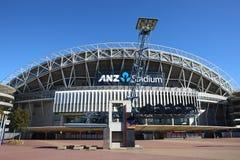 Het stadion van Sydney ANZ Stock Foto