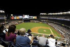 Het stadion van yankee Stock Foto