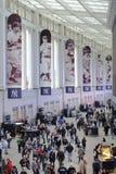 Het stadionpromenade van yankees Stock Foto's