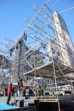 Het Stadium van de gebeurtenis Royalty-vrije Stock Fotografie