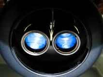 Het stadium van stereoscoop Stock Afbeelding