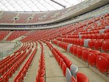 Het stadium Warshau Stock Afbeeldingen