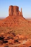 Het StammenPark van de Vallei van het monument, Navajo, Arizona, de V.S. stock afbeelding