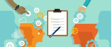 Het standaardbedrijf proces van de bedrijfsautomatiseringsmaatregel