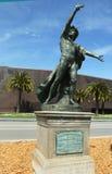 Het standbeeld herdacht het Midden van de winter Internationale Expositie van Californië van 1894 bij het Golden Gatepark in San F Stock Fotografie