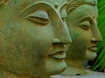 Het standbeeld Thailand van Boedha Stock Fotografie