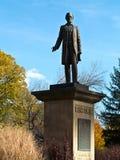 Het standbeeld van Abraham Lincoln royalty-vrije stock foto's