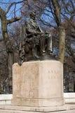 Het Standbeeld van Abraham Lincoln Stock Foto
