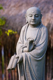 Het Standbeeld van Arhat stock fotografie