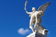 Het standbeeld van Berlijn Royalty-vrije Stock Foto's