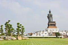 Het standbeeld van Boedha. Royalty-vrije Stock Fotografie