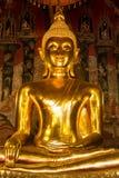 Het standbeeld van Boedha Stock Foto's