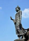 Het standbeeld van Boedha. Stock Afbeelding