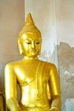Het standbeeld van Boedha, Royalty-vrije Stock Afbeelding