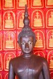 Het standbeeld van Boedha in boeddhisme royalty-vrije stock afbeelding