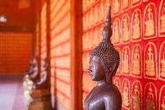 Het standbeeld van Boedha in boeddhisme royalty-vrije stock fotografie