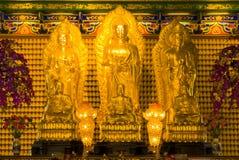 Het standbeeld van Boedha (Chinese stijl) Royalty-vrije Stock Foto's
