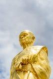 Het standbeeld van Boedha, lange po kun Stock Foto