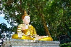 Het standbeeld van Boedha is mooi Royalty-vrije Stock Fotografie