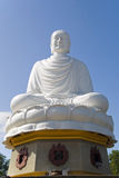 Het Standbeeld van Boedha in Nha Trang, Vietnam Stock Afbeelding