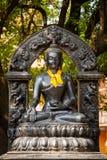 Het standbeeld van Boedha in Patan, Nepal Royalty-vrije Stock Fotografie