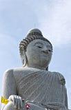 Het standbeeld van Boedha in Phuket Stock Foto's